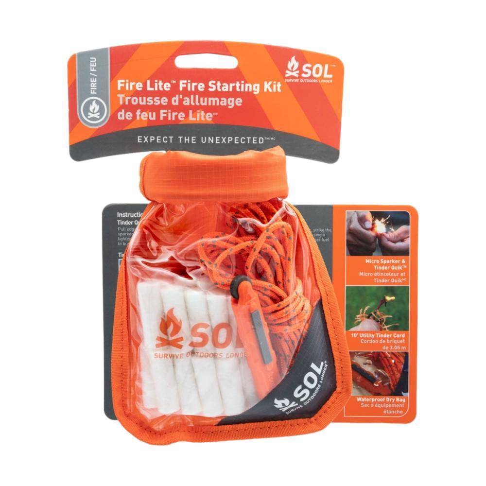 Survive Outdoors Longer Fire Lite Kit In Dry Bag