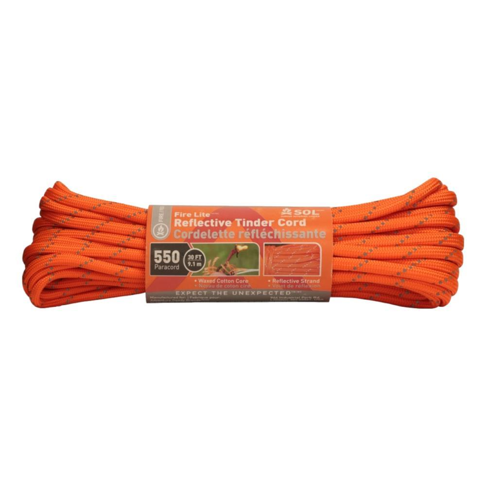 Survive Outdoors Longer Fire Lite Tinder Cord 550, 30ft