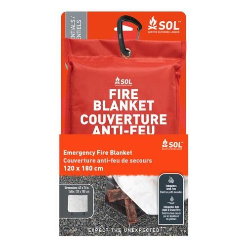 Survive Outdoors Longer Emergency Fire Blanket