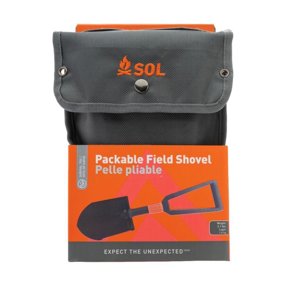 Survive Outdoors Longer Packable Field Shovel