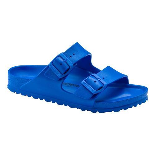 Birkenstock Men's Arizona Essentials EVA Sandals - Regular Ultblue