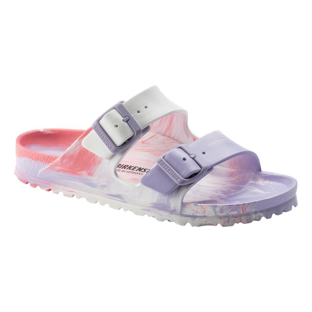 Birkenstock Women's Arizona EVA Sandals - Narrow PURPLFOG