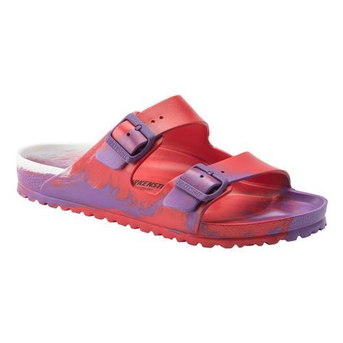 Birkenstock Women's Arizona EVA Sandals - Narrow Brtviolet
