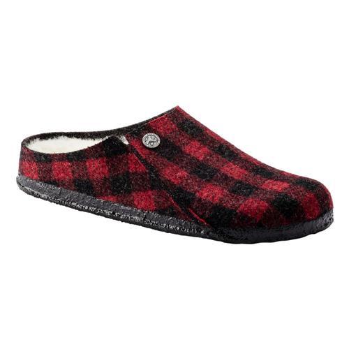 Birkenstock Women's Zermatt Wool Felt Slippers - Narrow Pldred.Wl