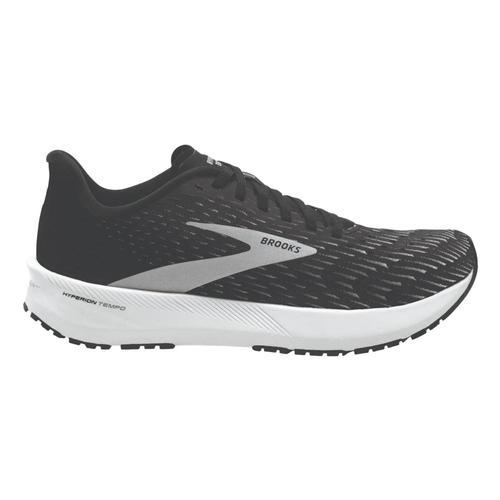 Brooks Men's Hyperion Tempo Running Shoes Blk.Slv.Wht_091