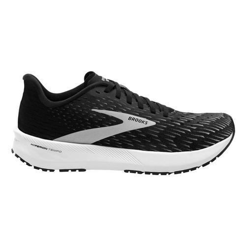 Brooks Women's Hyperion Tempo Running Shoes Blk.Slv.Wht_091