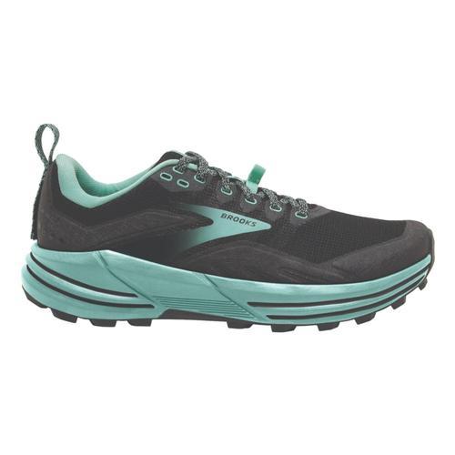Brooks Women's Cascadia 16 Trail Running Shoes Blk.Ebn.Yuc_049