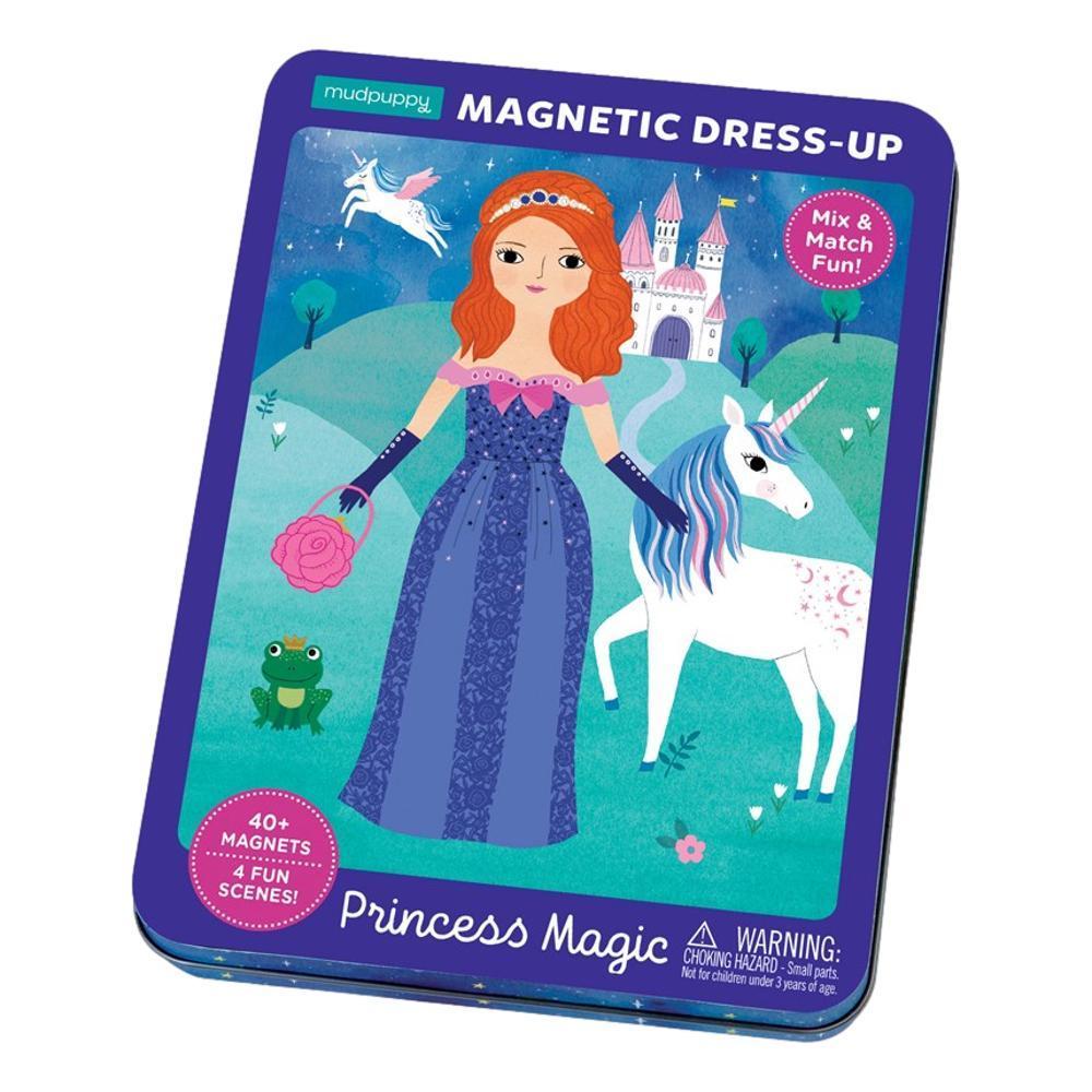 Mudpuppy Princess Magic Magnetic Dress- Up
