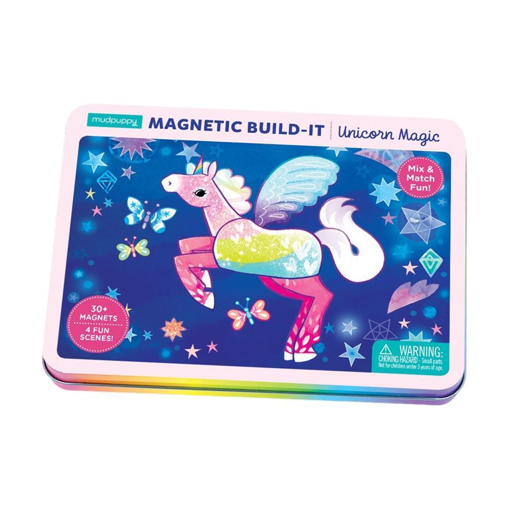 Mudpuppy Unicorn Magic Magnetic Build- It