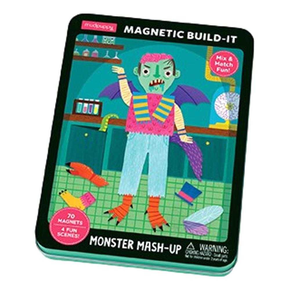 Mudpuppy Monster Mash- Up Magnetic Build- It