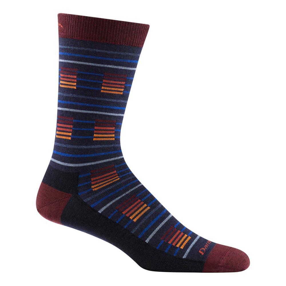 Darn Tough Men's Mesa Crew Lightweight Lifestyle Socks NAVY