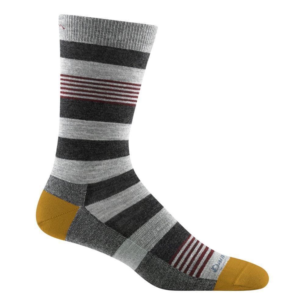 Darn Tough Men's Oxford Crew Lightweight Lifestyle Socks GRAY