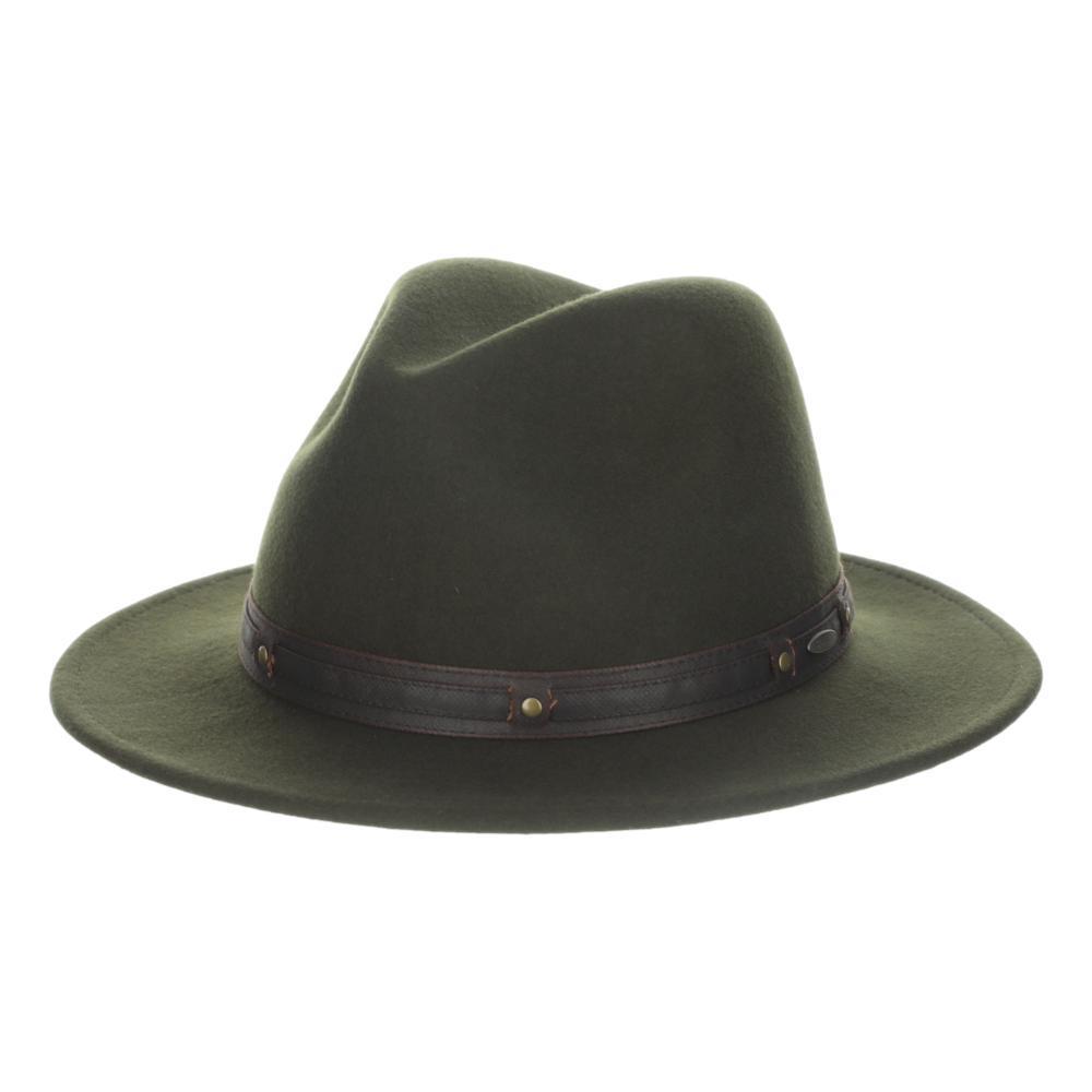 Dorfman Pacific Men's Sun Valley Hat OLIVE