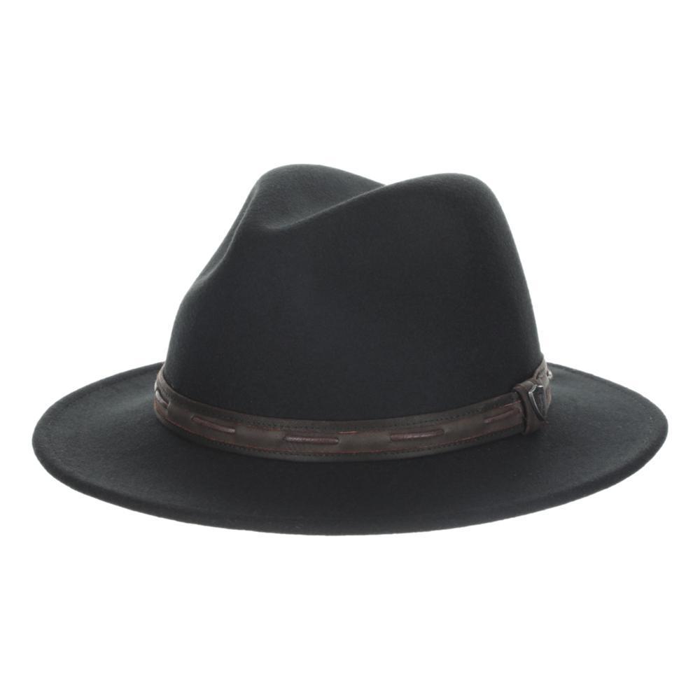 Dorfman Pacific Men's Dunedin Hat BLACK
