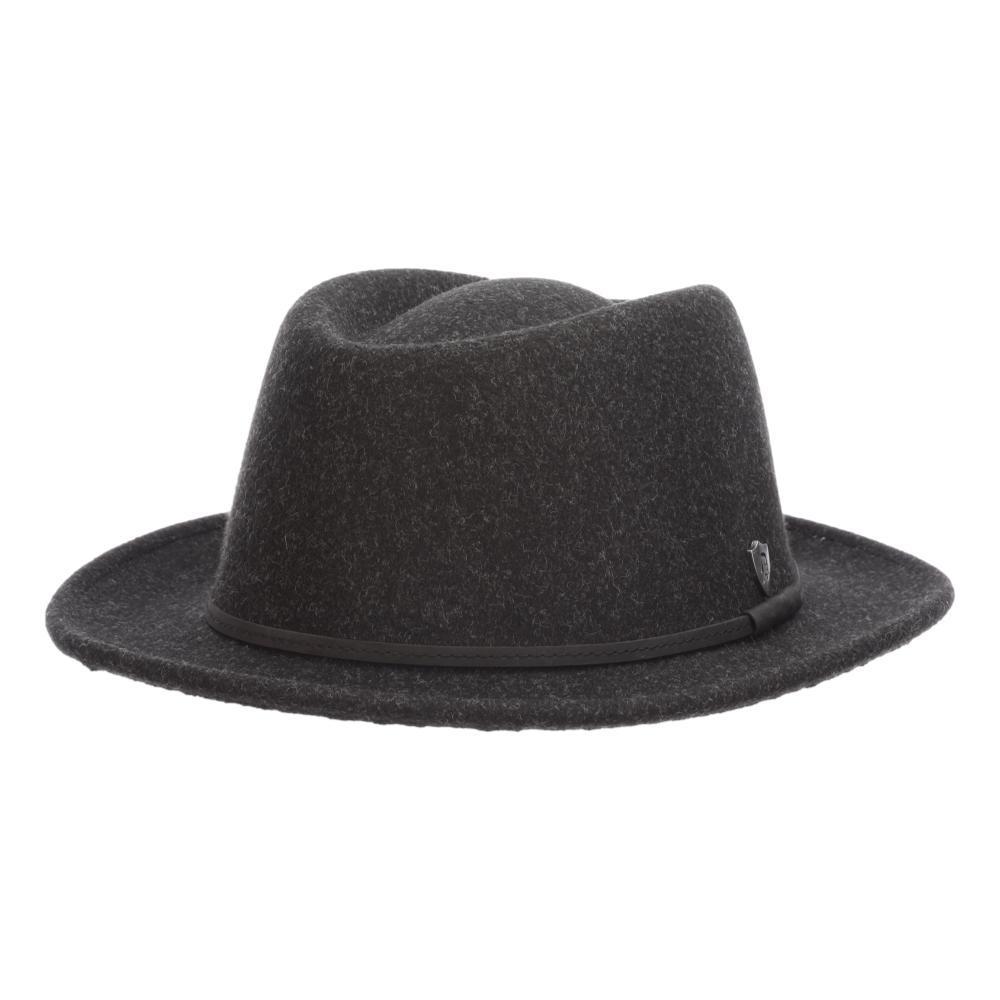 Dorfman Pacific Men's Auckland Hat CHARCOAL