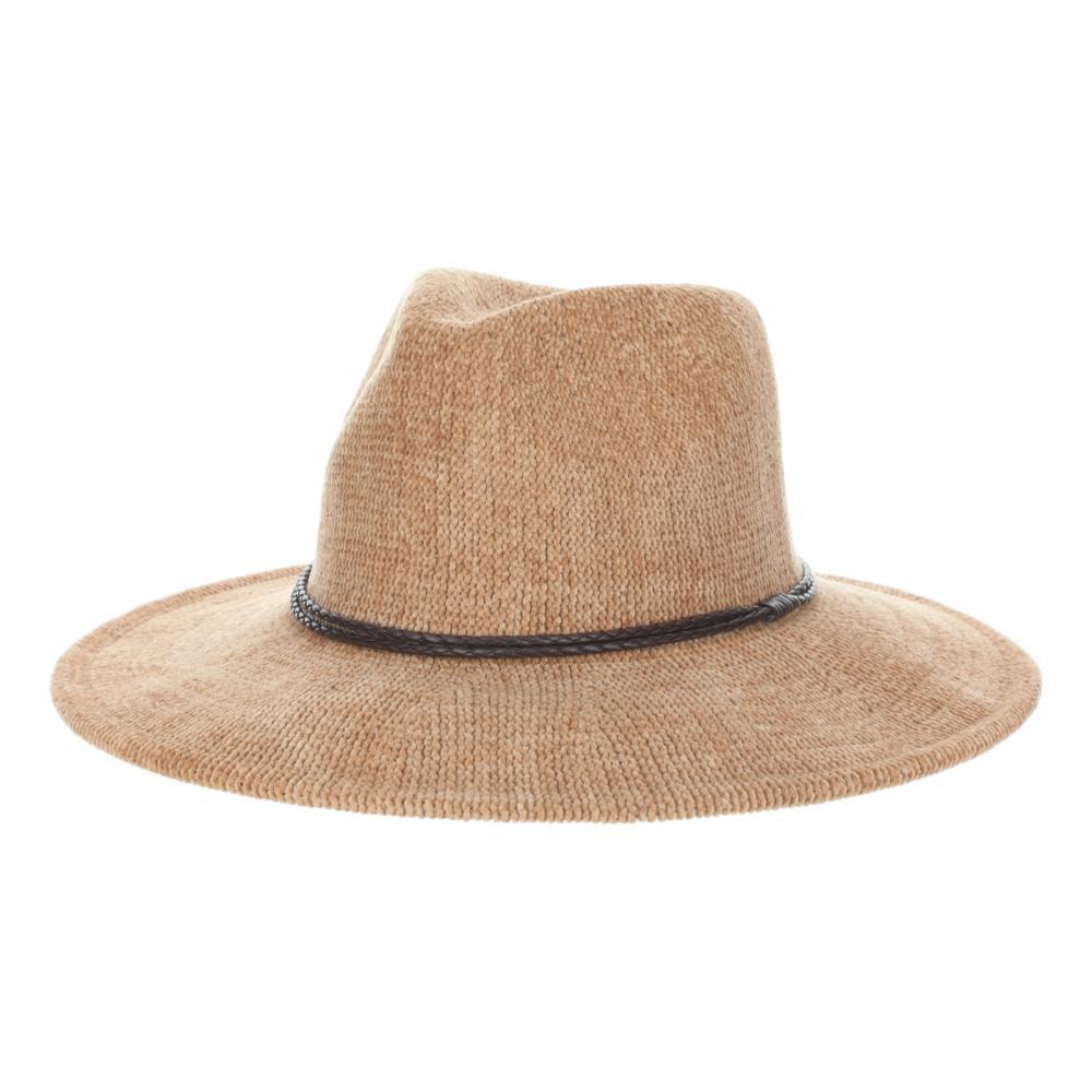 Dorfman Pacific Women's Celaya Hat CAMEL