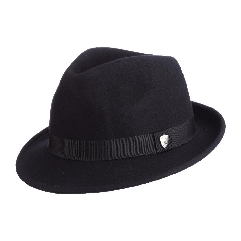 Dorfman Pacific Men's Fremont Hat BLACK