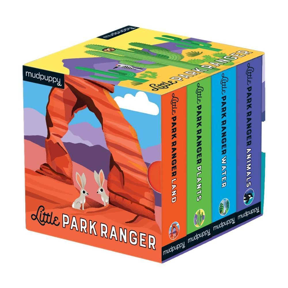 Little Park Ranger Board Book Set By Erica Harrison