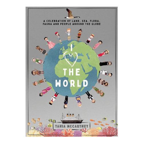 I Love the World by Tania McCartney