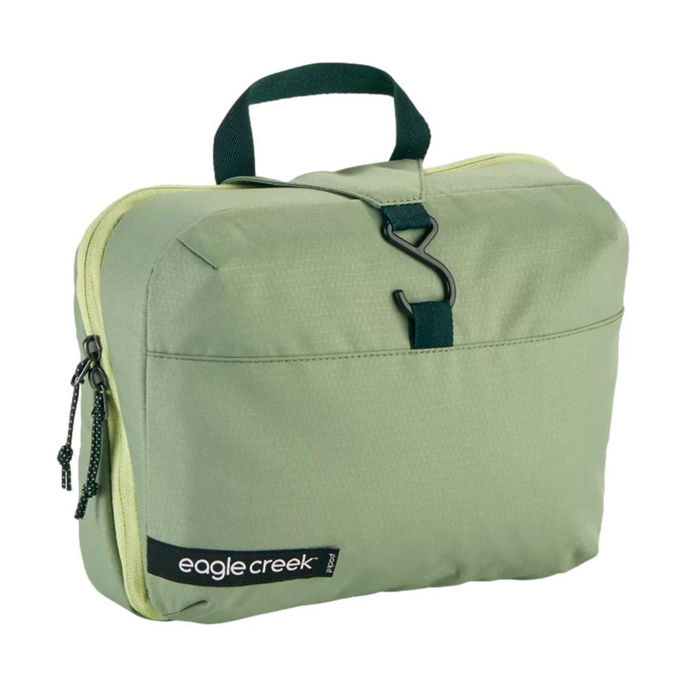 Eagle Creek Pack-It Reveal Hanging Toiletry Kit MOSSY_GRN_326