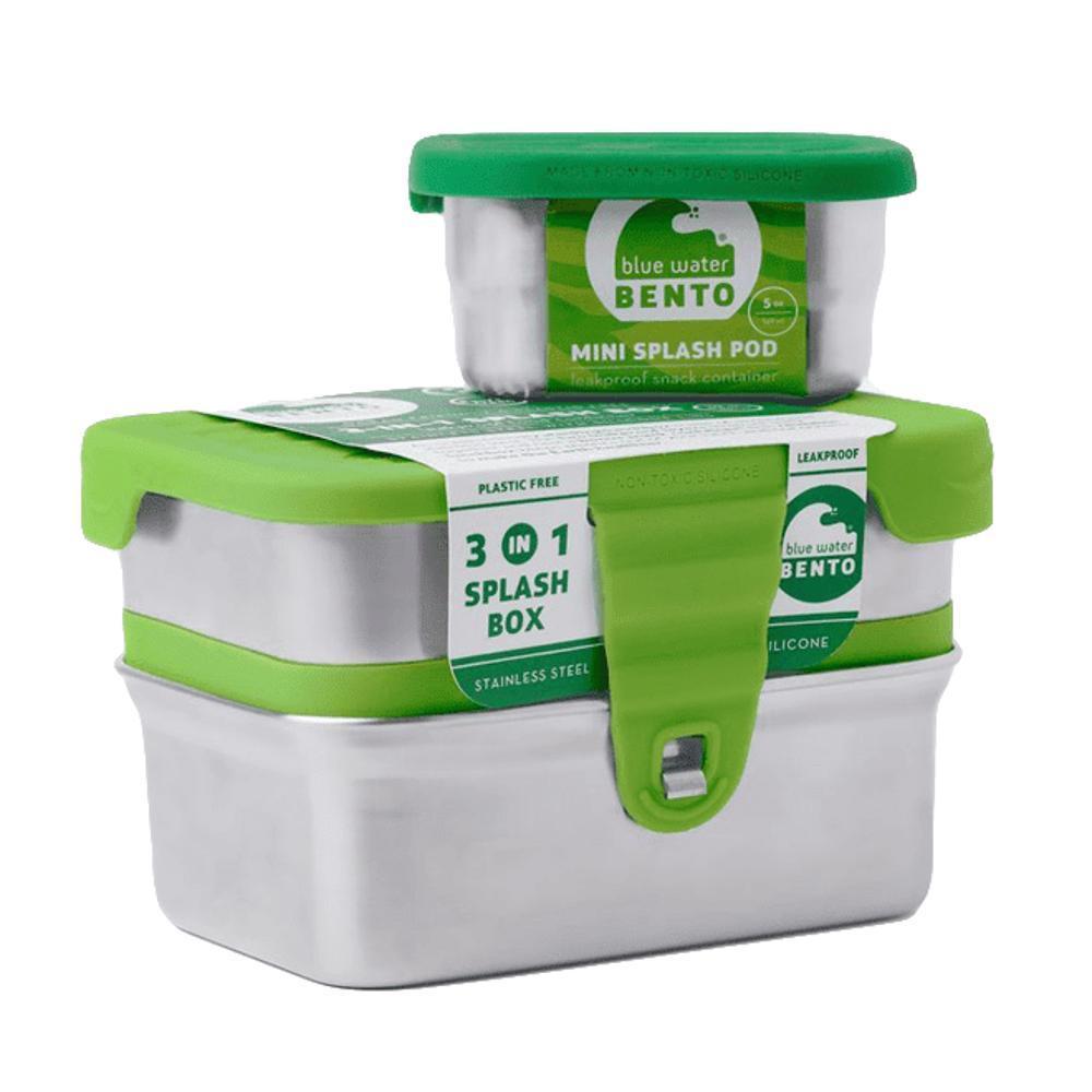 Ecolunchbox 3- In- 1 Splash Box Set