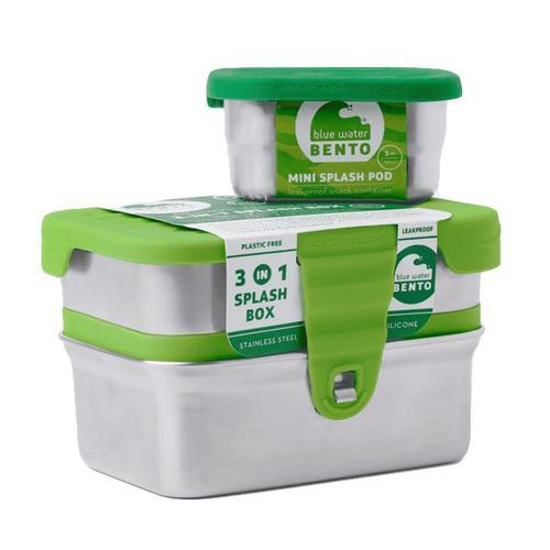 ECOlunchbox 3-in-1 Splash Box Set