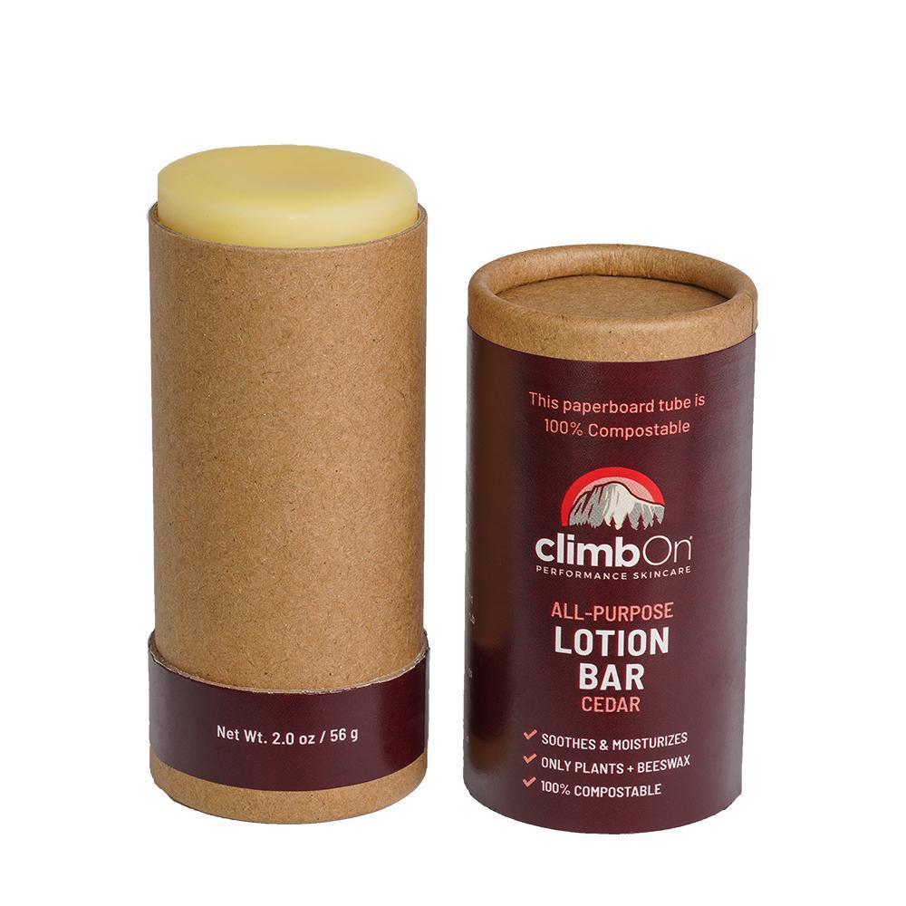 climbOn Lotion Bar Tube 2oz - Cedar CEDAR