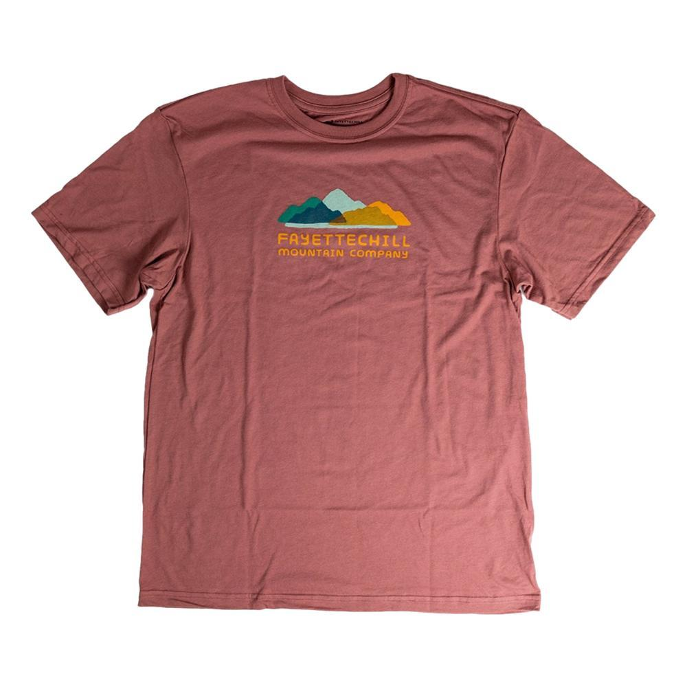 Fayettechill Men's Reverb Tee Shirt HARVARD