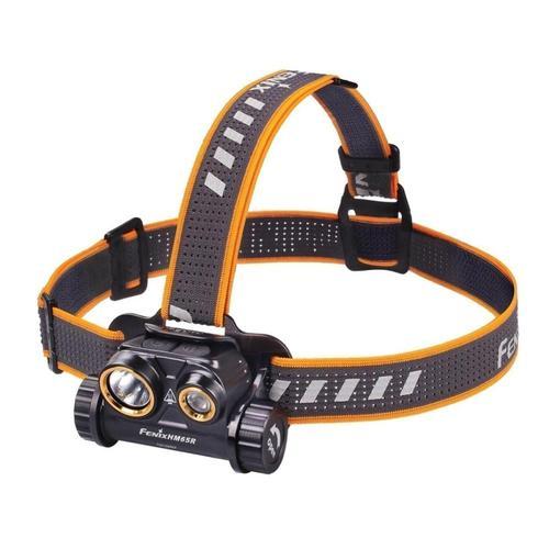 Fenix HM65R Rechargeable Headlamp Black/Orange