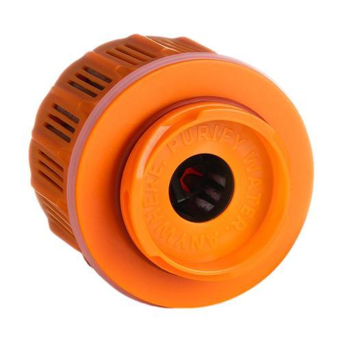 Grayl Geopress Replacement Purifier Cartridge Orange