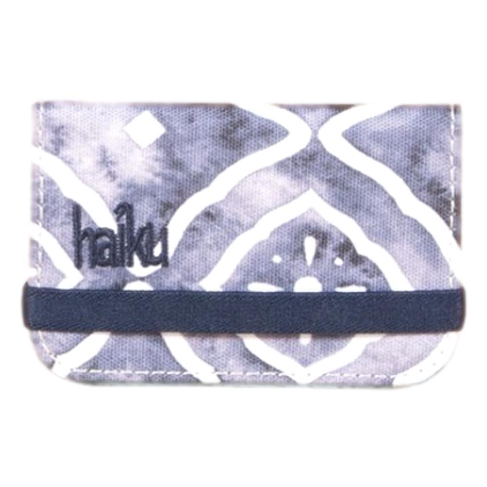 Haiku RFID Mini Wallet 2.0 GEOWASHPRT