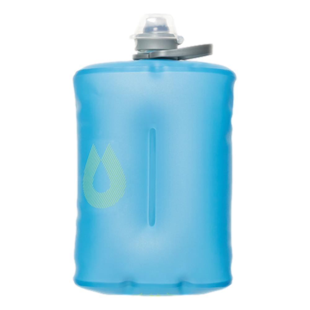 HydraPak Stow Bottle 1L Collapsible Water Bottle TAHOE_BLUE