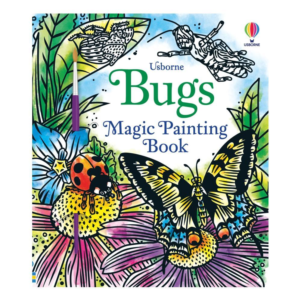 Bugs Magic Painting Book By Abigail Wheatley