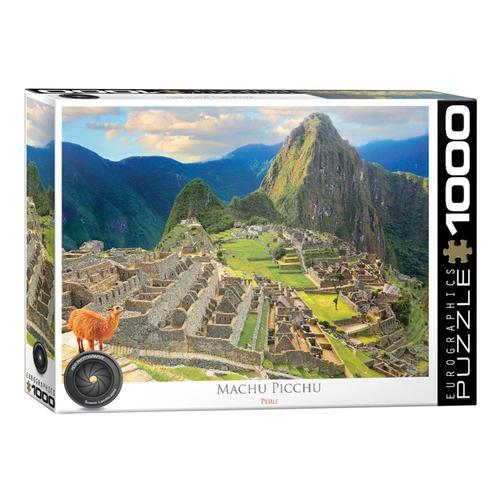 EuroGraphics Peru Machu Pichu 1000 Piece Jigsaw Puzzle