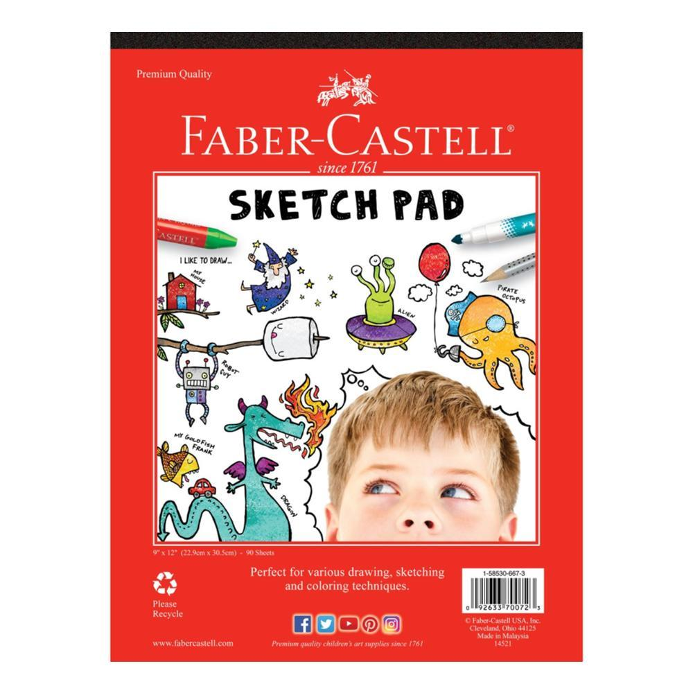 Faber- Castell Sketch Pad