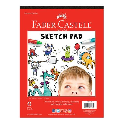 Faber-Castell Sketch Pad