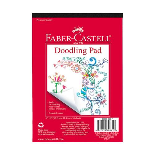 Faber-Castell Doodling Pad