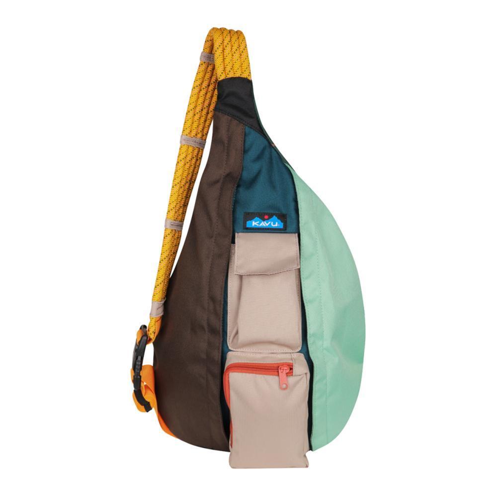 KAVU Rope Sling Bag UGLY_01