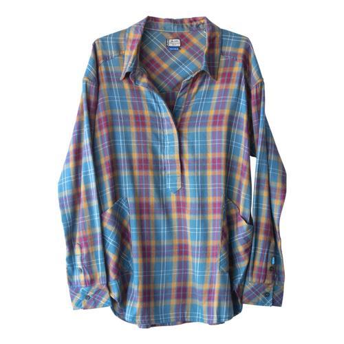 KAVU Women's Melita Shirt Hasky_1604