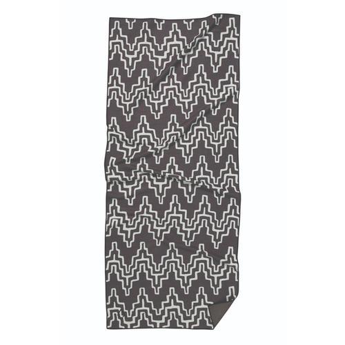 Nomadix Teton Black Towel Teton_black