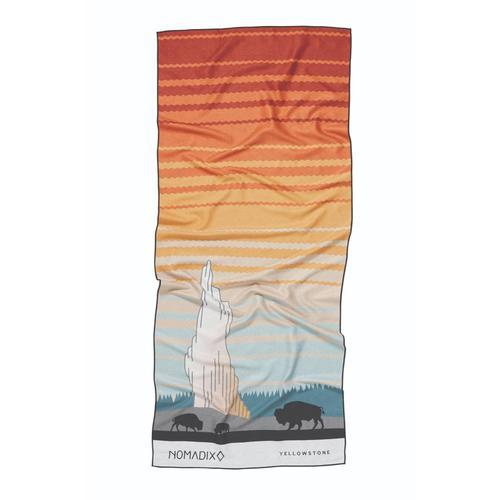Nomadix National Parks: Yellowstone Towel Yellowstone