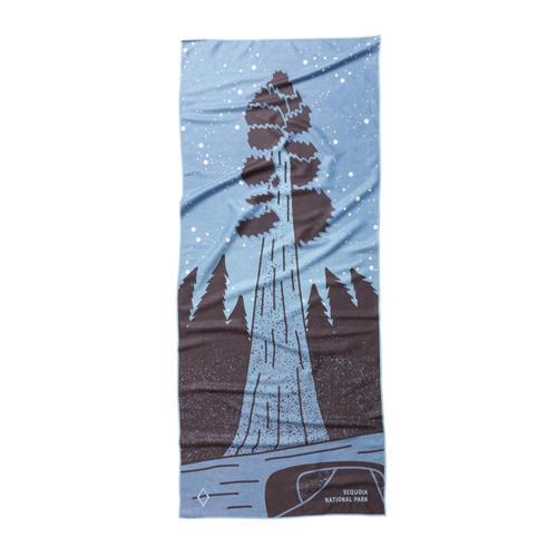 Nomadix National Parks: Sequoia Night Towel Sequoia_night