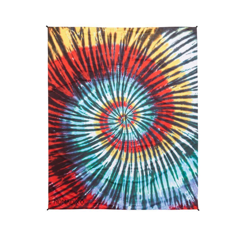 Nomadix Tie Dye Multi Festival Blanket TIE.DYE_MULTI