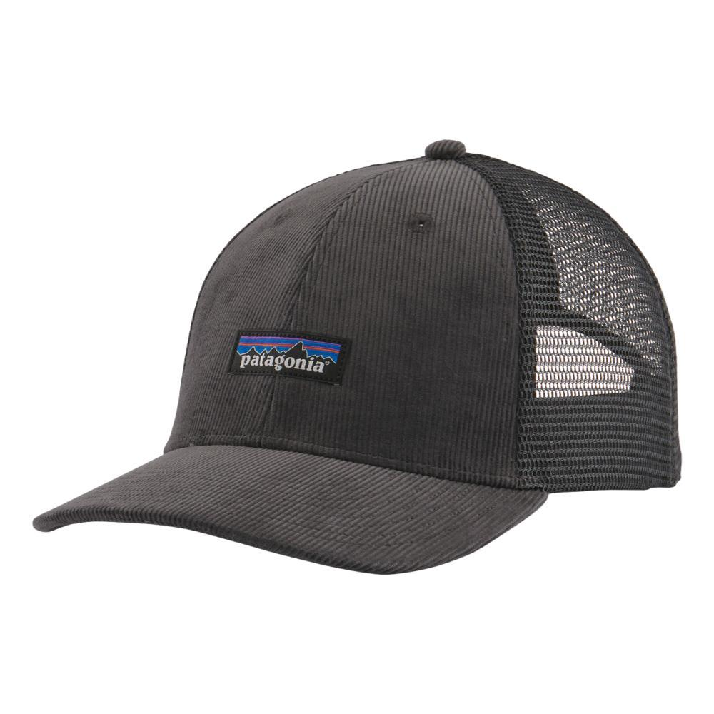 Patagonia Men's P-6 Label LoPro UnTrucker Hat FGREY_FGE