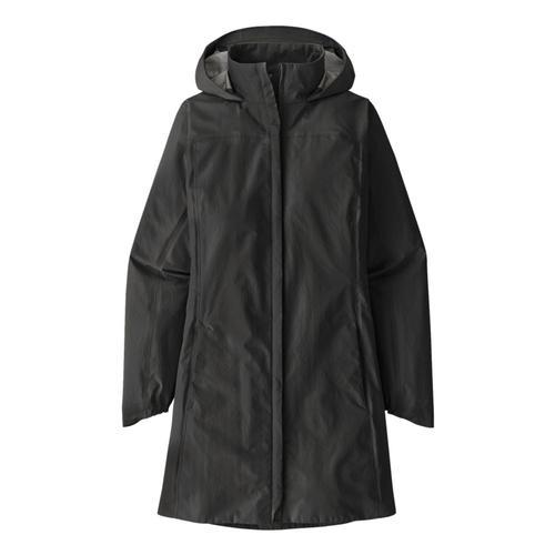 Patagonia Women's Torrentshell 3L City Coat Black_blk