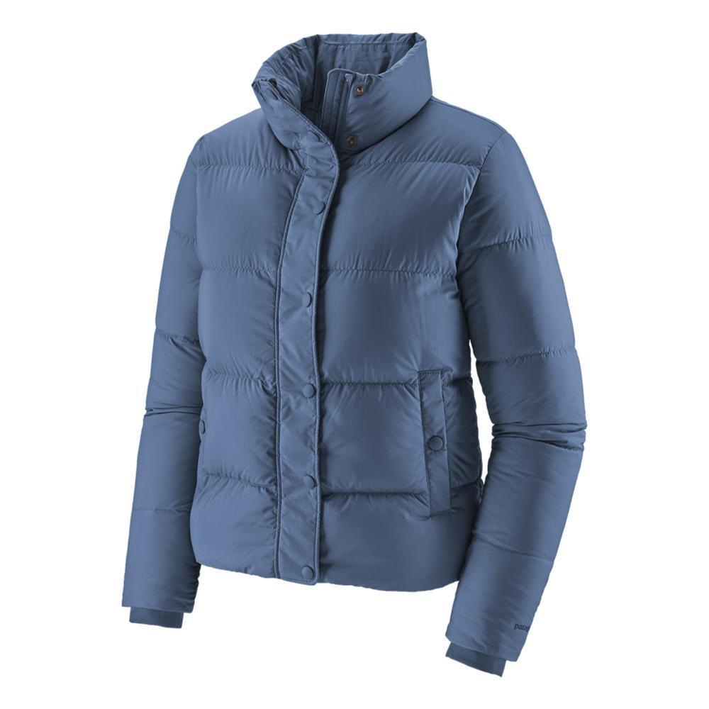 Patagonia Men's Silent Down Jacket BLUE_WOBL