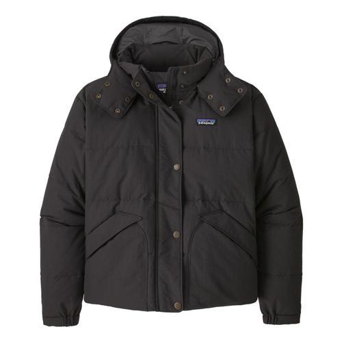 Patagonia Women's Downdrift Jacket Black_blk