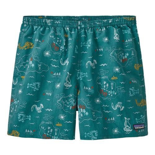 Patagonia Men's Baggies Shorts - 5in inseam Green_lkmg
