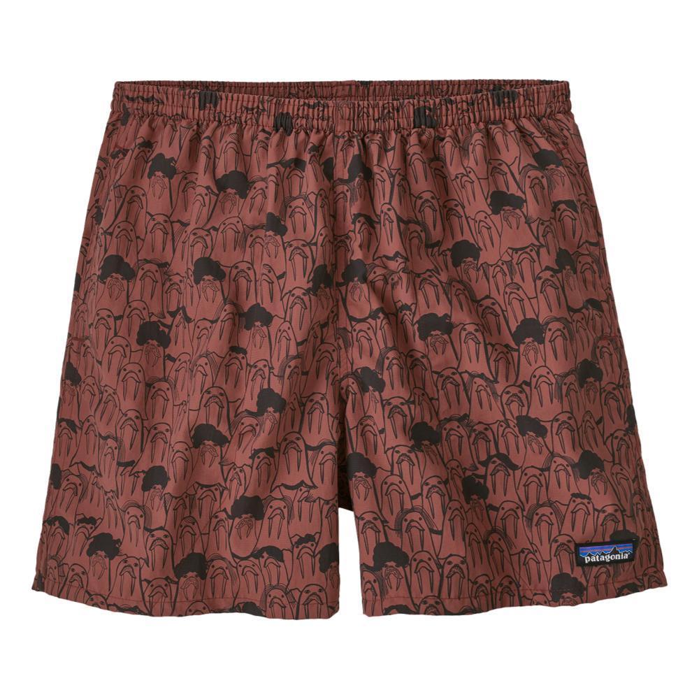 Patagonia Men's Baggies Shorts - 5in inseam ROSEHIP_FRRO