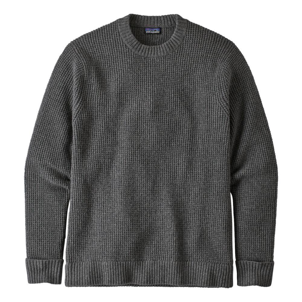 Patagonia Men's Recycled Wool Sweater GREY_HEXG
